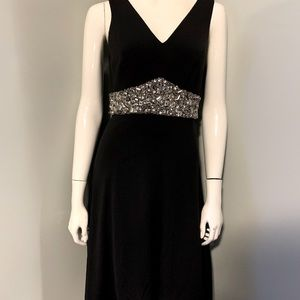 Fabulous Blumarine Dress with Band of Sequins
